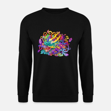 Dragon Chinois dragon chinois - Sweat-shirt Homme