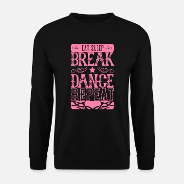 Breakdance Breakdancer danseur breakdance breakdance - Sweat-shirt Homme