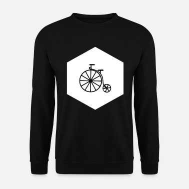 Penny HIPSTER PENNY FARTHING (w) - Sudadera hombre