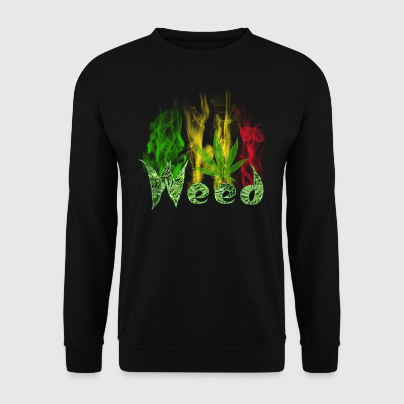 weed - Men's Sweatshirt