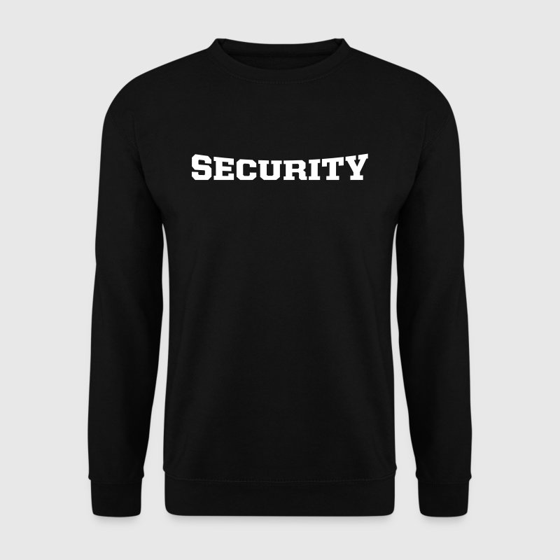security - Herrtröja