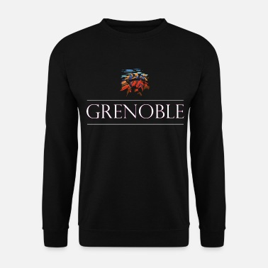 Grenoble Grenoble - Sweat-shirt Homme