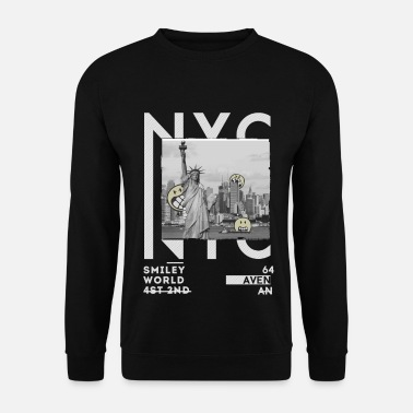 New-york SmileyWorld 'New York Aven' - Bluza męska
