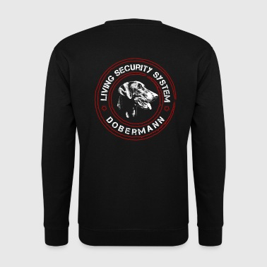 Dobermann Security 1 - Männer Pullover