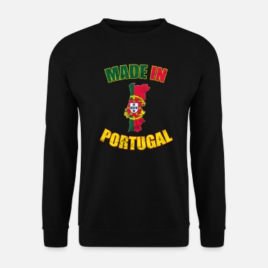 Portugal Portugal Flag Flag Born in Portugal - Men's Sweatshirt
