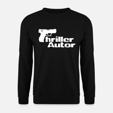 Thriller Thriller Auteur - Sweat-shirt Homme