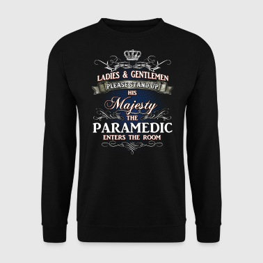 Paramedic Noble professions shirt for the paramedic - Men's Sweatshirt