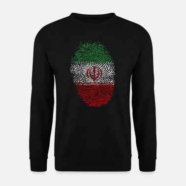 Iran Iran flag - Men's Sweatshirt