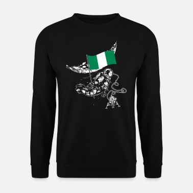 Ordina Online Con Felpe Tema Nigeria Spreadshirt rr6dnOc