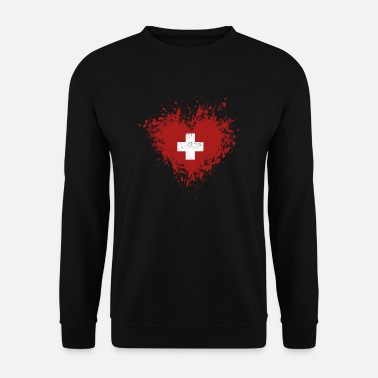 Switzerland Switzerland - Switzerland - Men's Sweatshirt