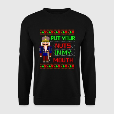 The Nutcracker Ugly Christmas Sweater - Sweat-shirt Homme