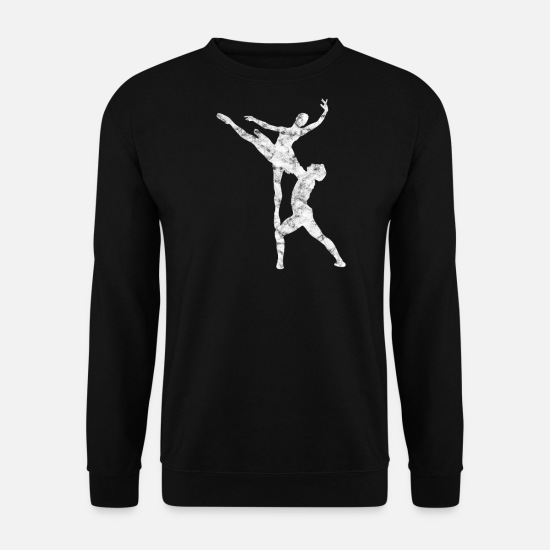 Dance Instructor Hoodies & Sweatshirts - couple - Men's Sweatshirt black