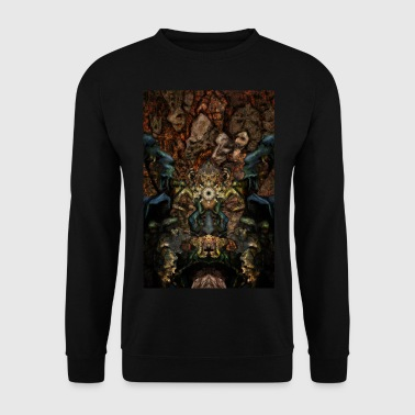 Fairy Kingdoms No. 1 - Men's Sweatshirt
