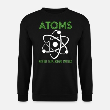 Atome Chemise d'atomes - Sweat-shirt Homme