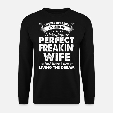 Husband The husband's gift, Gift husband - Men's Sweatshirt