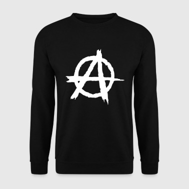 Anarchy - Anarchie - Sweat-shirt Homme