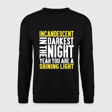 Incandescent #1 - Men's Sweatshirt