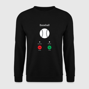 Honkbal oproepen! - Mannen sweater