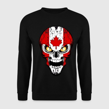 canada skull - Sweat-shirt Homme