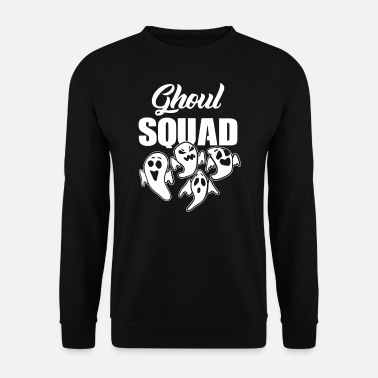 Ghoul Squad Funny Ghost Halloween Costume Party - Mannen sweater