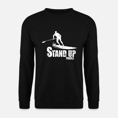 Paddle STAND UP PADDLE - Sweat-shirt Homme