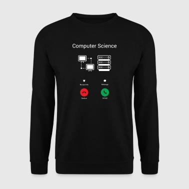 PC-opkald - Herre sweater