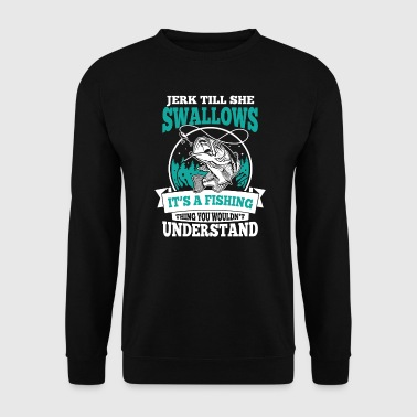 It's a Fishing Thing - Männer Pullover
