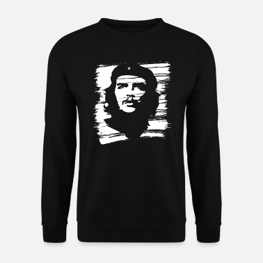 Che Guevara Painted - Men's Sweatshirt