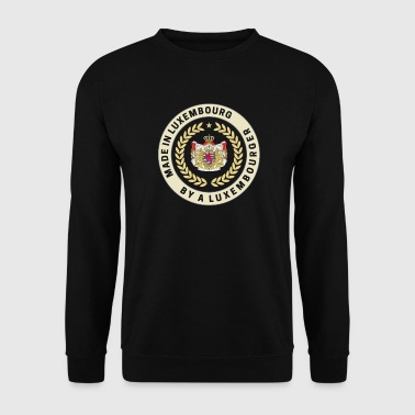Old Town Luxembourg Old Town City Luxemburger Logo Gift - Men's Sweatshirt