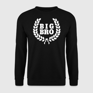 Grote BRO - Big Brother - big brother - Mannen sweater
