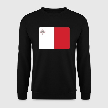MALTA IS AT THE START! - Men's Sweatshirt