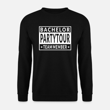 Parental-advisory Bachelor Partytour - Men's Sweatshirt