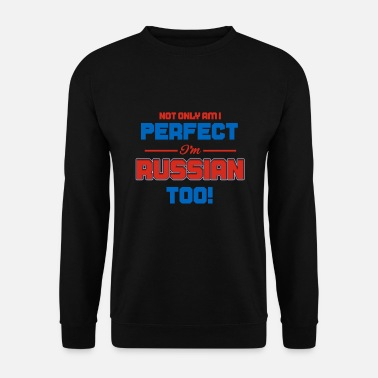 Russia Russia T-shirt / Gift idea / Men / Women - Men's Sweatshirt