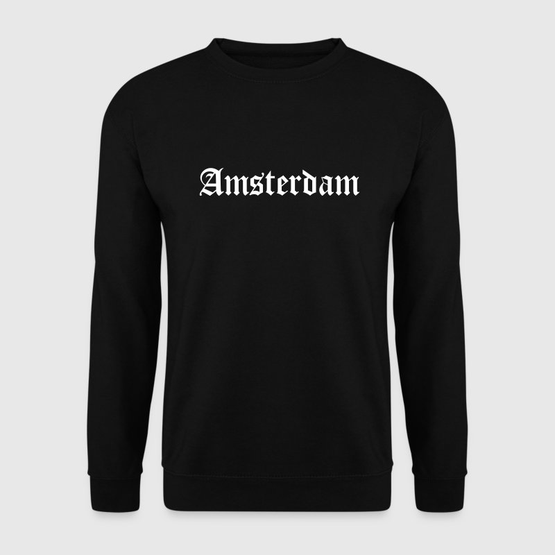 Amsterdam - Sweat-shirt Homme