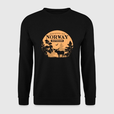 Moose - Norway Adventure - Männer Pullover