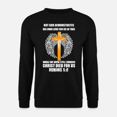 Jesus Freak Jesus Christian Jesus Cross Gift - Mannen sweater
