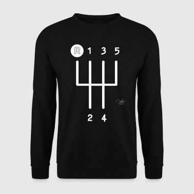 Gear Shift - Men's Sweatshirt