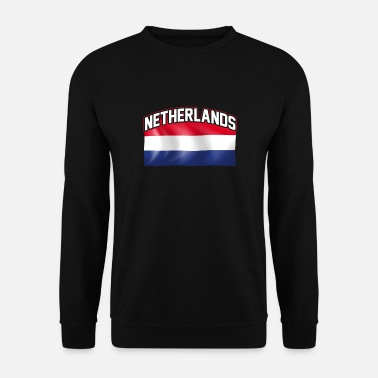 Pays-bas Pays-Bas Pays-Bas Pays-Bas - Sweat-shirt Homme