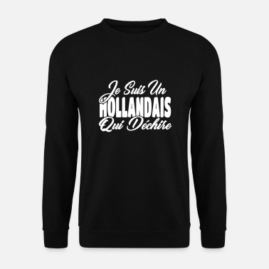 Paysbas Hollandais qui déchire - Sweat-shirt Homme