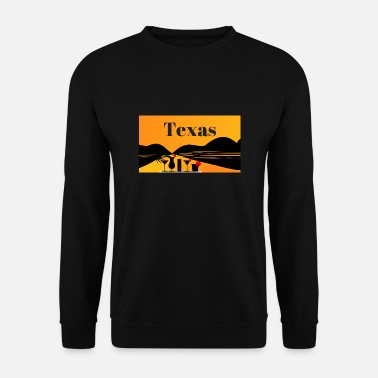 Texas Texas - Sweat-shirt Homme