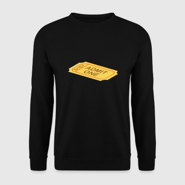 Billet billet - Sweat-shirt Homme