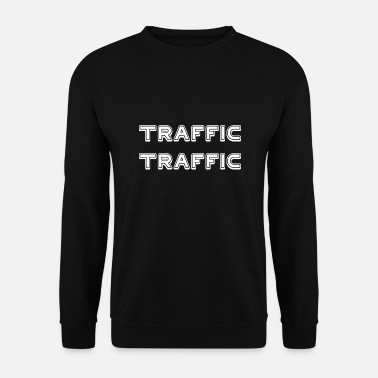 Trafic TRAFIC DE TRAFIC - Sweat-shirt Homme
