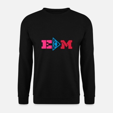 Edm edm - Men's Sweatshirt
