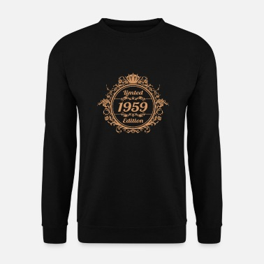 Anniversaire 1959 anniversaire anniversaire 1 - Sweat-shirt Homme