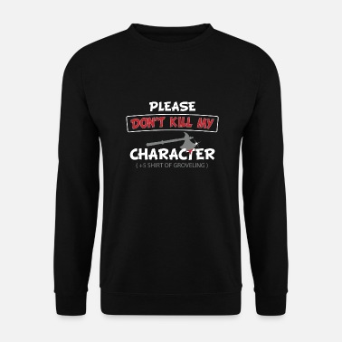 Rpg RPG Fantasy RPG Groveling - Sweat-shirt Homme
