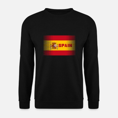Espagne Espagne Espagne Espagne flag - Sweat-shirt Homme