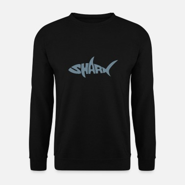 Haïti requin - Sweat-shirt Homme