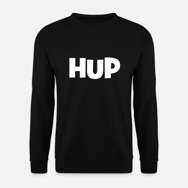 Hup Hup - Mannen sweater