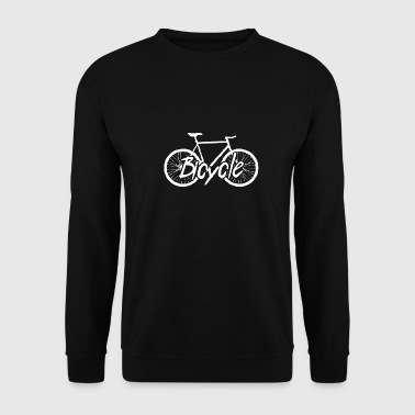 Bicycle Cycling Bicycle Tour Bicycle - Men's Sweatshirt