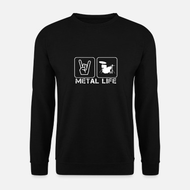 Metal Heavy Metal - Sweat-shirt Homme